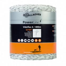 Cordón nailon Vidoflex 6 hilos (400 m)