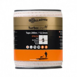 Cinta TurboLine 200 m. 12,5 mm.