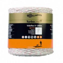 Cordón Turbo Vidoflex 9 hilos (200 m)