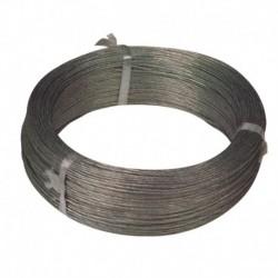 Cordón metálico trenzado (rollo 200 m)
