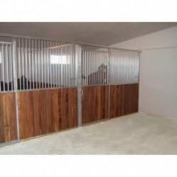 Lateral Weme Standard madera y reja