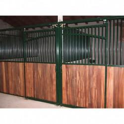 Lateral Weme Centenario madera y reja