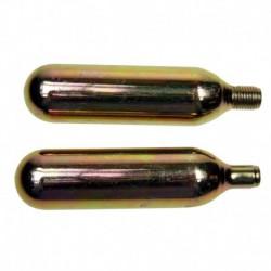 Botella carga CO2 rifle anestésico 4V