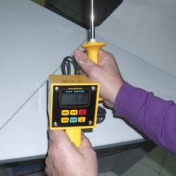 Detector de humedad y temperatura