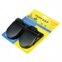 Trampa cepo PVC para ratones (2 ud)