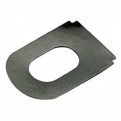 Chapa trampa de muelle simple topos (10 ud)