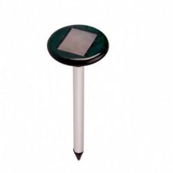 Repeledor solar para topos