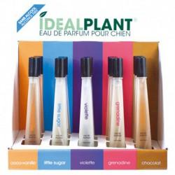 Expositor con 15 perfumes de 30 ml