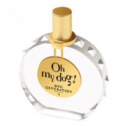 "Perfume unisex para perros ""Oh my dog!"""