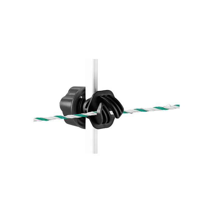 Aislador de cordón para varilla de 6 a 17 mm.ø