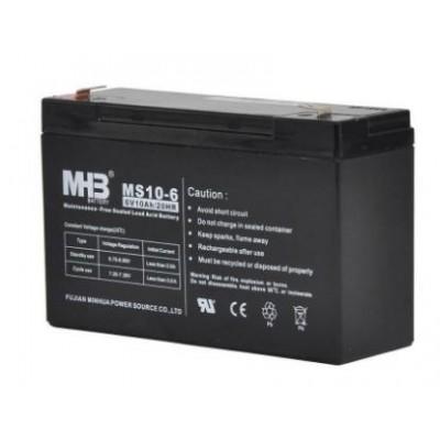 Batería 6V.10Ah para S40