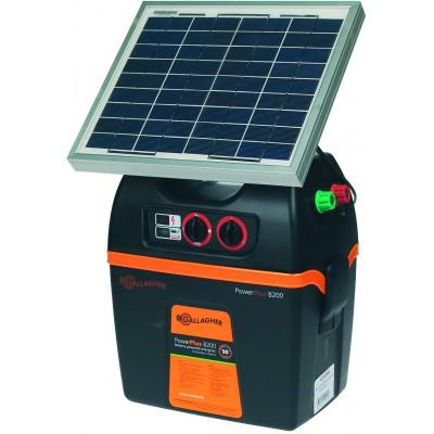 Pastor B300 solar