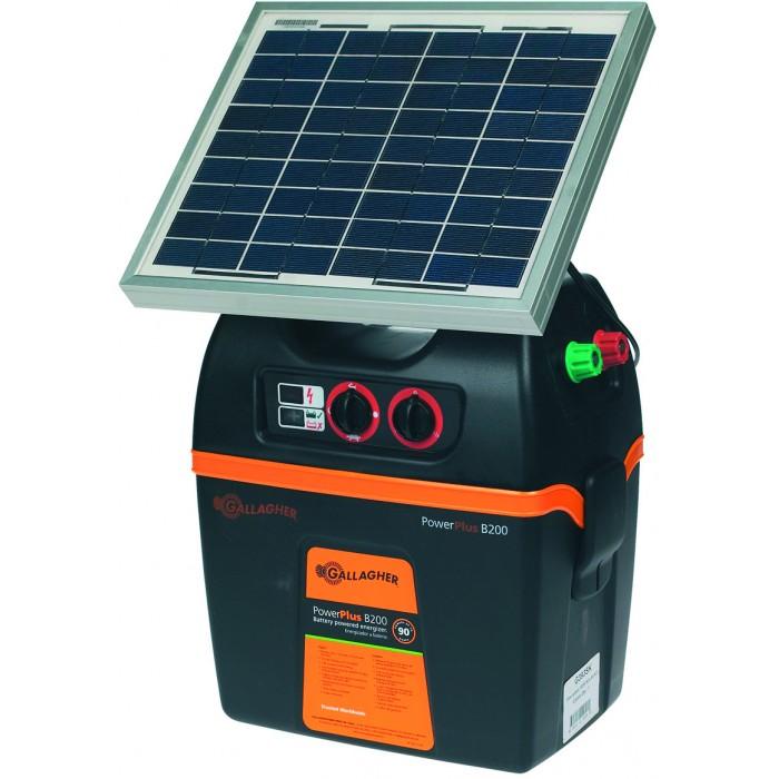 Pastor B200 solar