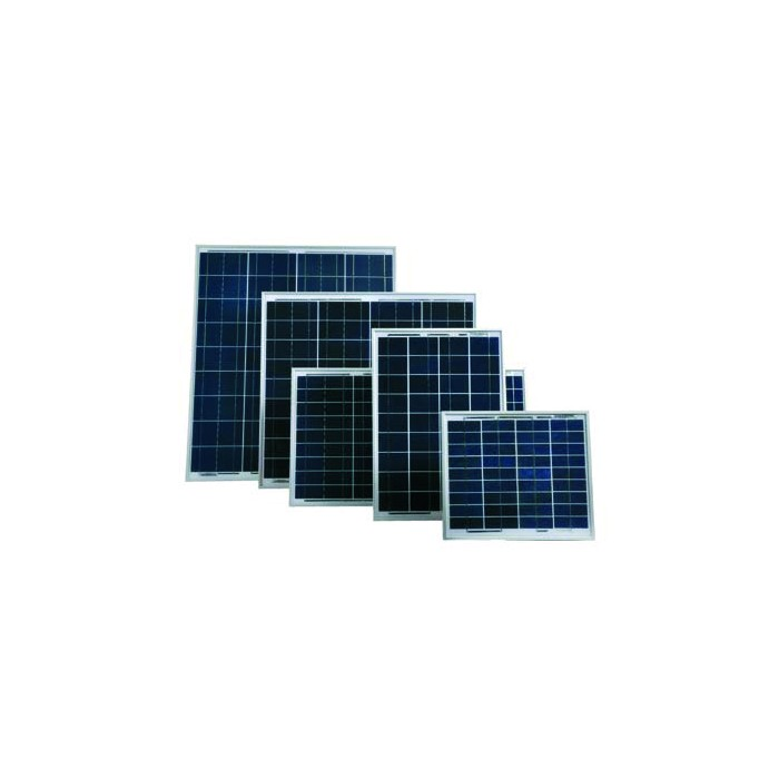 Panel solar de 50 W. 12 V.