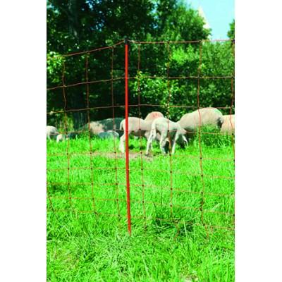 Malla electrificable de 90 cm. alto y 50 m.