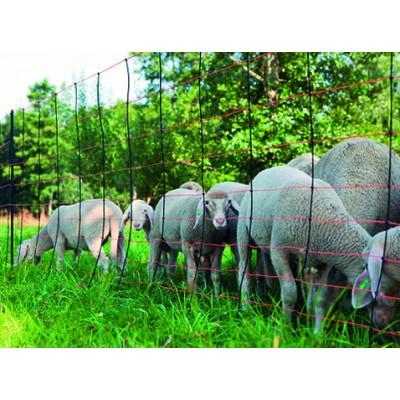 Malla electrificable para ovejas 108 cm. alto y 50 m.