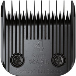 Cabezal de corte Wahl Ultimate Blade de 8 mm Size 4