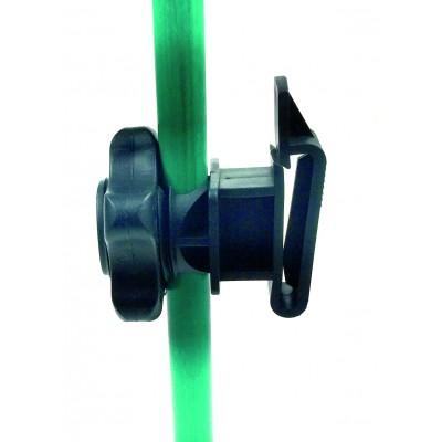Aislador de varilla de 12 mm, cinta 40 (cubo 50 ud)