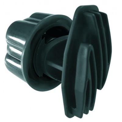 Aislador de varilla para cintas de hasta 40 mm.