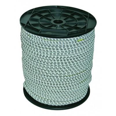 Cordón elástico - rollo 25 m.