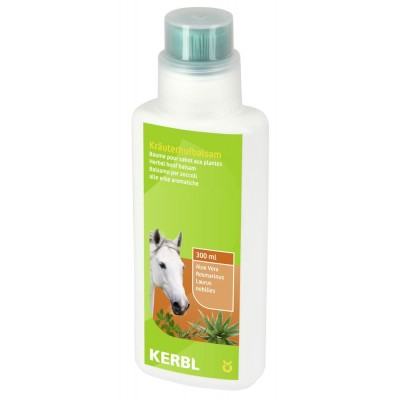 Bálsamo herbal cascos 300 ml.