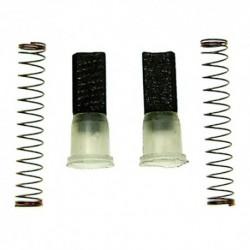 Carbones y muelles (escobillas) para esquiladoras Oster GOLDEN A5/A55