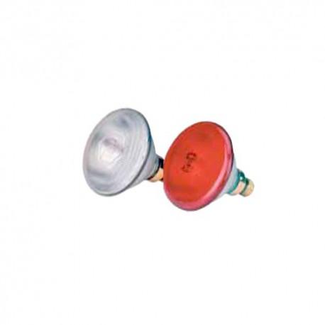 Lámpara roja económica 175 w