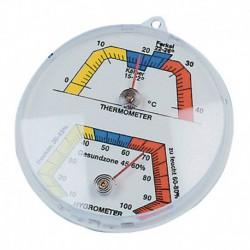 Termómetro - higrómetro