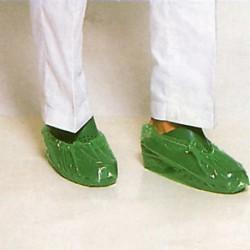 Calzas de plástico cubrezapato (100 ud)