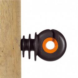 Aislador Gallagher de rosca madera (125 ud)