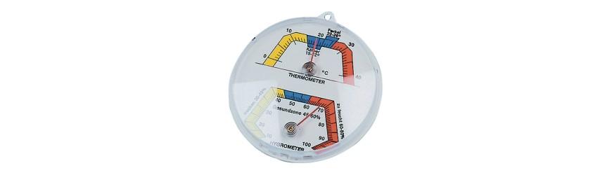 Medidor temperatura/humedad