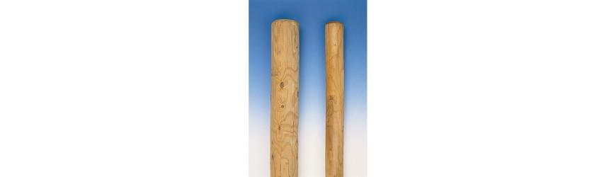 Materiales en madera
