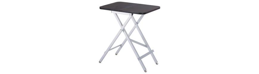 Mesas para exposición